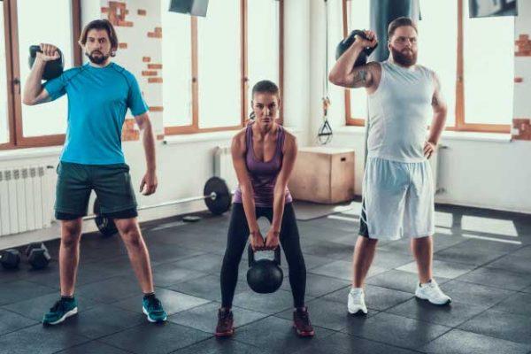 Respirer lors d'un exercice de musculation