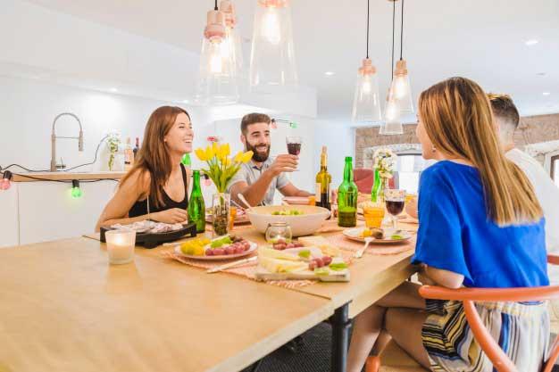 Comment perdre du poids après les fêtes - Fiteo