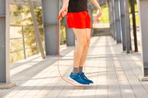 7 exercices de corde a sauter